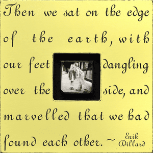 Then We Sat On The Edge Photobox Collection by Sugarboo Designs