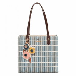 Tidalholm Floral Box Tote by Spartina 449