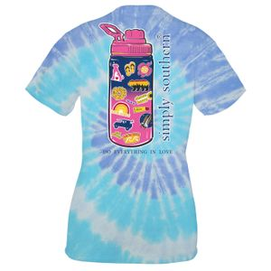 Tide Sticker Short Sleeve Tee by Simply Southern