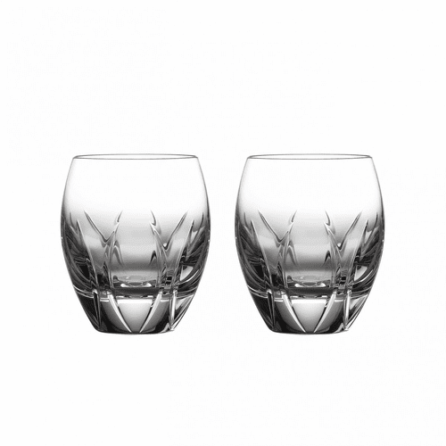 Tonn Double Old Fashioned Pair by Waterford