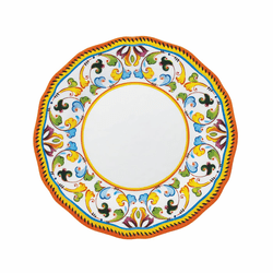 "Toscana 11"" Dinner Plate by Le Cadeaux - Special Order (Available September 2020)"