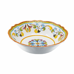 "Toscana 7.5"" Cereal Bowl by Le Cadeaux - Special Order (Available September 2020)"