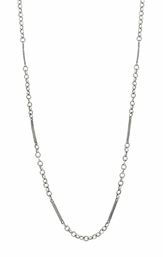 "Tripper Chain Sterling Silver - 24"" by Waxing Poetic"