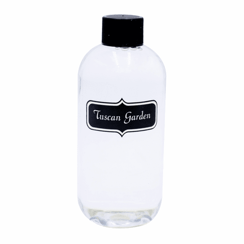 Tuscan Garden Reed Diffuser Refill by Milkhouse Candle Creamery