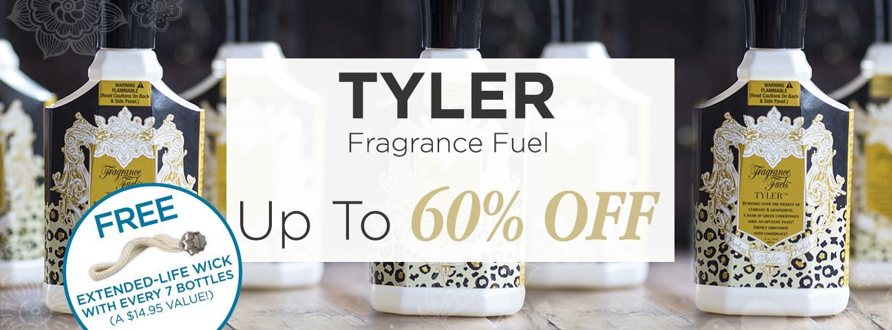 Tyler Candle Fragrance Lamp Oil