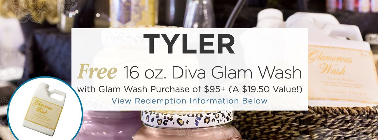 Glam Wash by Tyler Candle Company