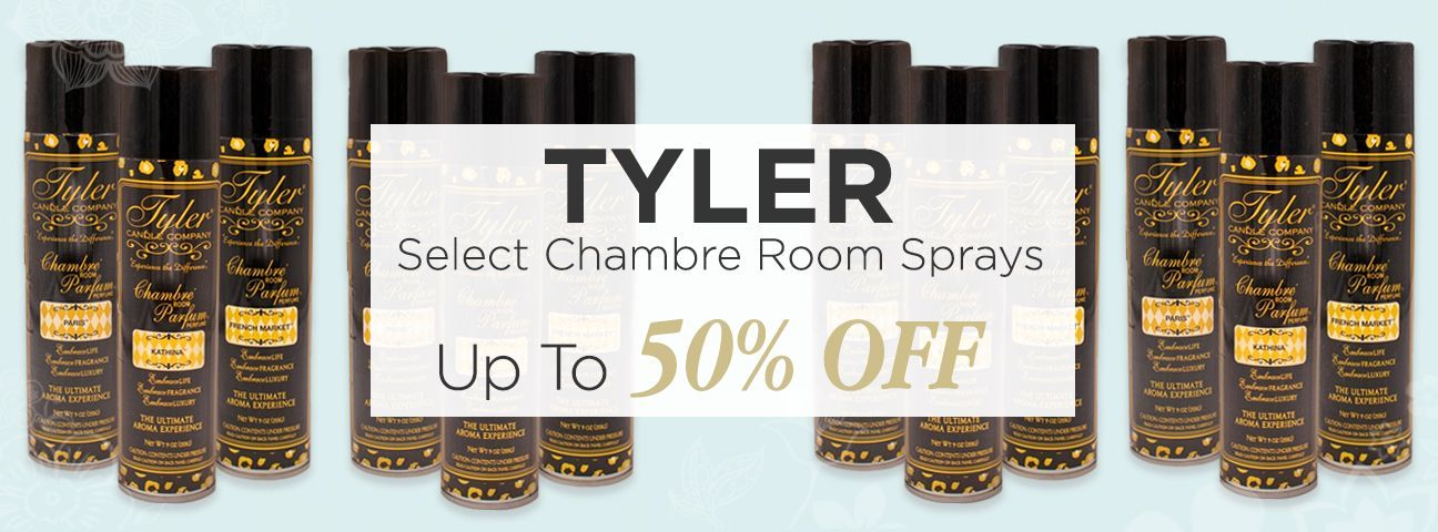Chambre Room Parfum by Tyler Candle Company