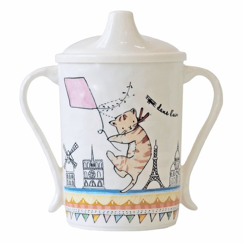 Up in the Air Sippy Cup by Baby Cie