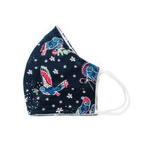 Vera Bradley Holiday Owls Signature Cotton Face Mask
