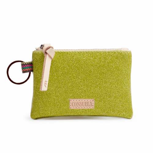 Verde Pouch by Consuela