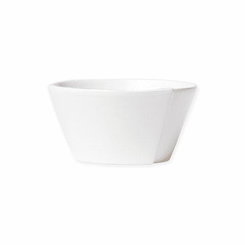 Vietri Lastra Linen Stacking Cereal Bowl - (Available January)