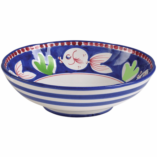 Vietri Pesce Large Serving Bowl