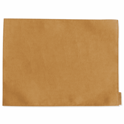 Vietri Washable Paper Placemats Tobacco - Set of 4