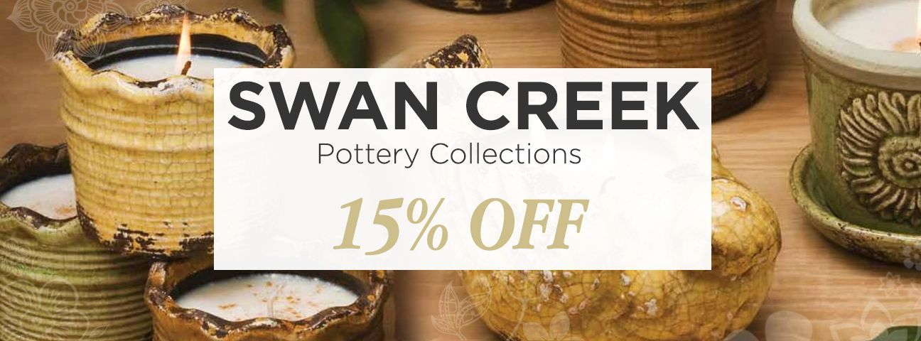 Swan Creek Vintage Pottery Collection