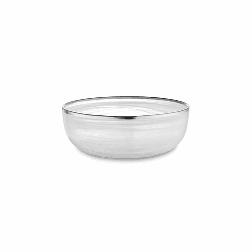 Volterra Platinum Medium Bowl - Arte Italica