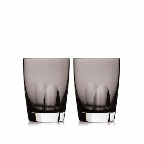 W Shale Tumbler Pair by Waterford