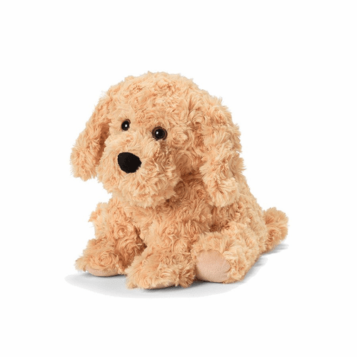 Warmies Heatable & Lavender Scented Golden Dog Stuffed Animal
