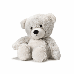 Warmies Heatable & Lavender Scented Marshmallow Bear Stuffed Animal