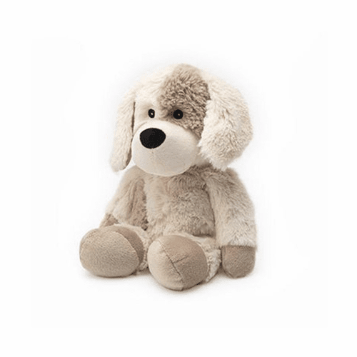 Warmies Heatable & Lavender Scented Puppy Stuffed Animal