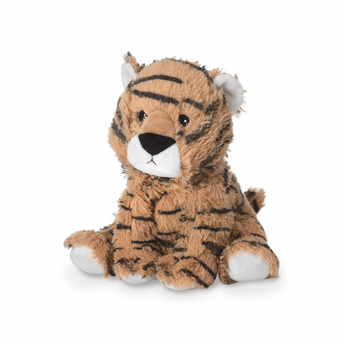 Warmies Heatable & Lavender Scented Tiger Stuffed Animal