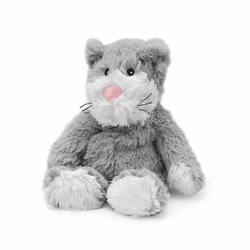 Warmies Junior Heatable & Lavender Scented Cat Stuffed Animal