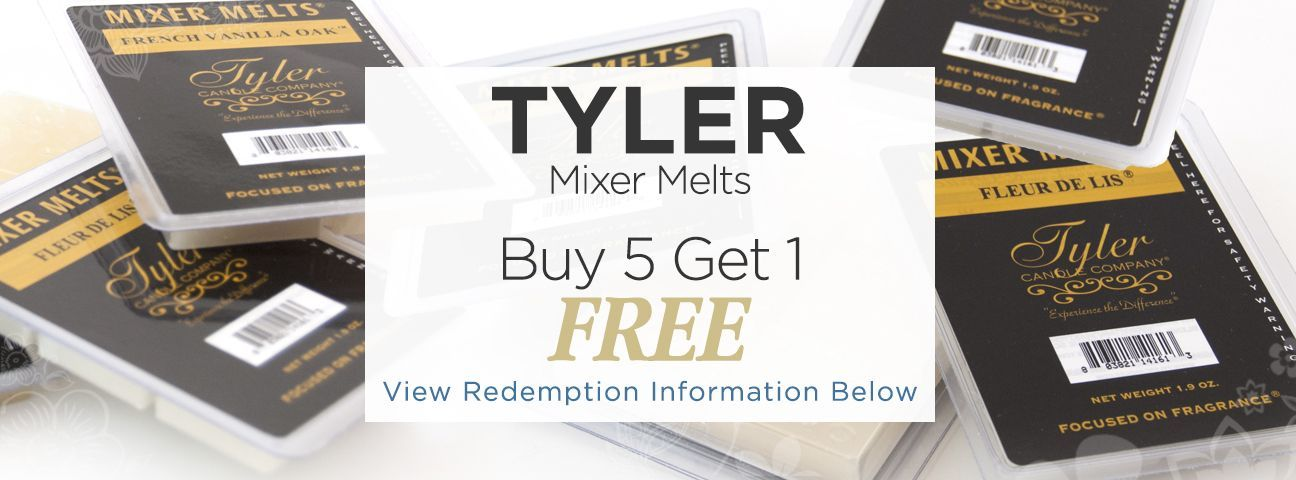 Wax Mixer Melts by Tyler Candle Company
