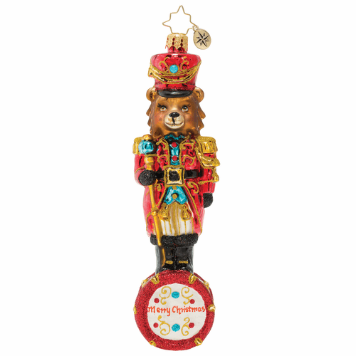 What A Bear Ornament by Christopher Radko