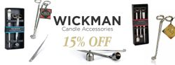 Wickman Candle Accessories