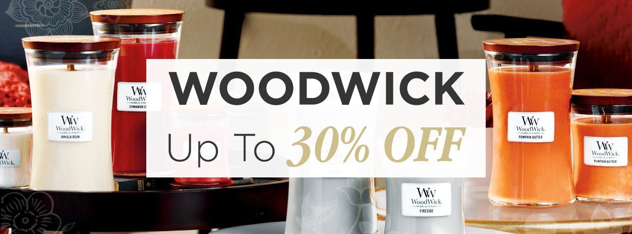 Woodwick Spring & Summer 2020 Specialty Candles