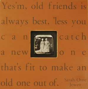 Yes'm Old Friends Photobox Collection by Sugarboo Designs