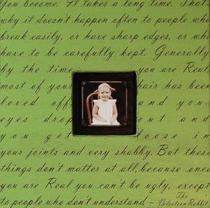 You Become (The Velveteen Rabbit) Photobox Collection by Sugarboo Designs