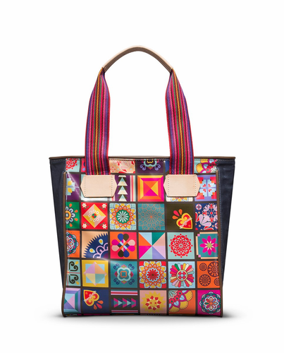 Zoey Classic Tote by Consuela