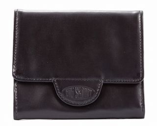 Leather Trixie Tri-fold Wallet