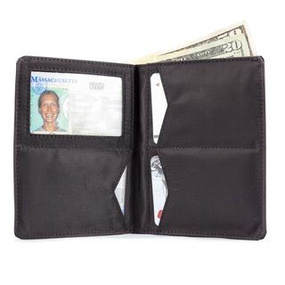 RFID Blocking Hipster Black