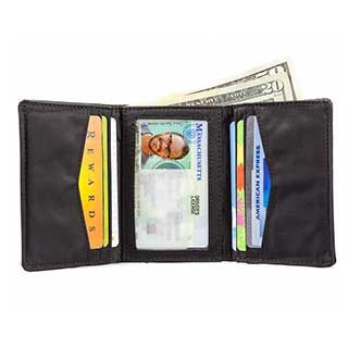 8ed347613398 Big Skinny Wallets for Fashion Forward Men