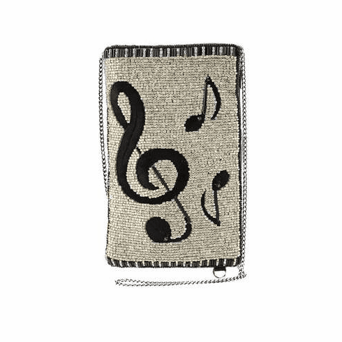 Mary Frances Crossbody Phone BAg Well Noted