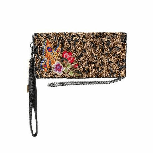 Mary Frances Wallet Wild Garden