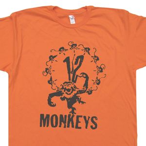 12 Monkeys T Shirt