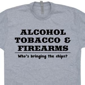 ATF Funny T Shirt