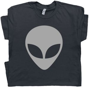 Alien Head Logo