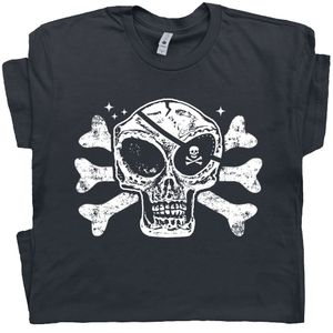 Alien Pirate Skull