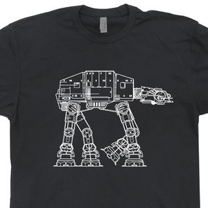 AtAt T Shirt Vintage Star Wars T Shirt