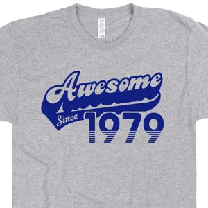 Awesome Since 1979 T Shirt