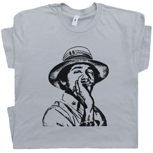 Barack Obama Smoking Pot T Shirt