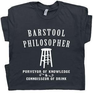 Barstool Philosopher T Shirt