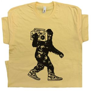 Bigfoot 80s Stereo T Shirt