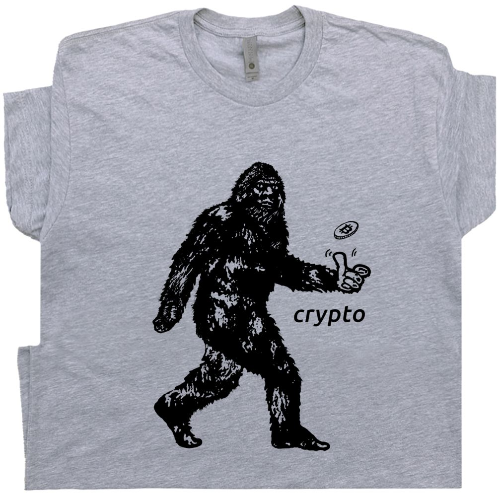 best cryptocurrency shirts