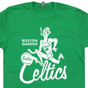 Boston Celtics T Shirt