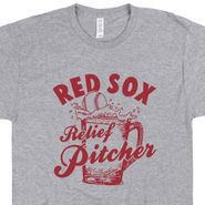 Boston Red Sox Relief Pitcher T Shirt
