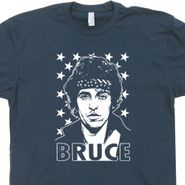 Bruce Springsteen T Shirt Vintage Rock Shirts Cool Band Tees